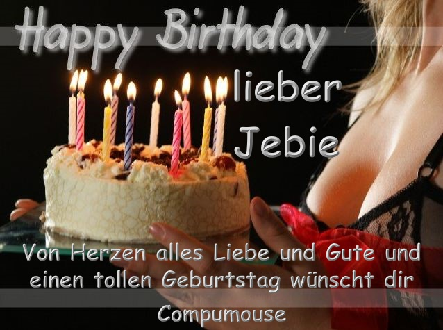 Happy Birthday Jebie Jebie310