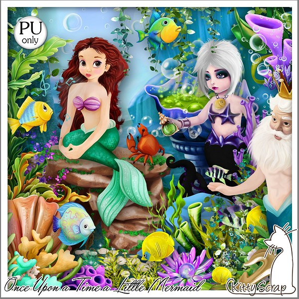 ONCE UPON A TIME A LITTLE MERMAID - jeudi 22 aout / thursday august 22th Folder13