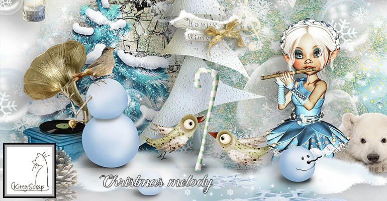 Christmas Mélody de Kittyscrap dans Novembre slide_43