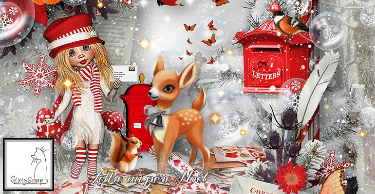 Lettre au père Noël de Kittyscrap dans Novembre slide_44
