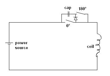 Use Keppe motor to charge a battery Capcir11