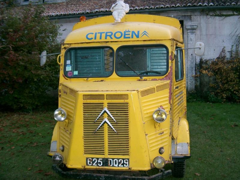 Type H , citroen service ... Photo110