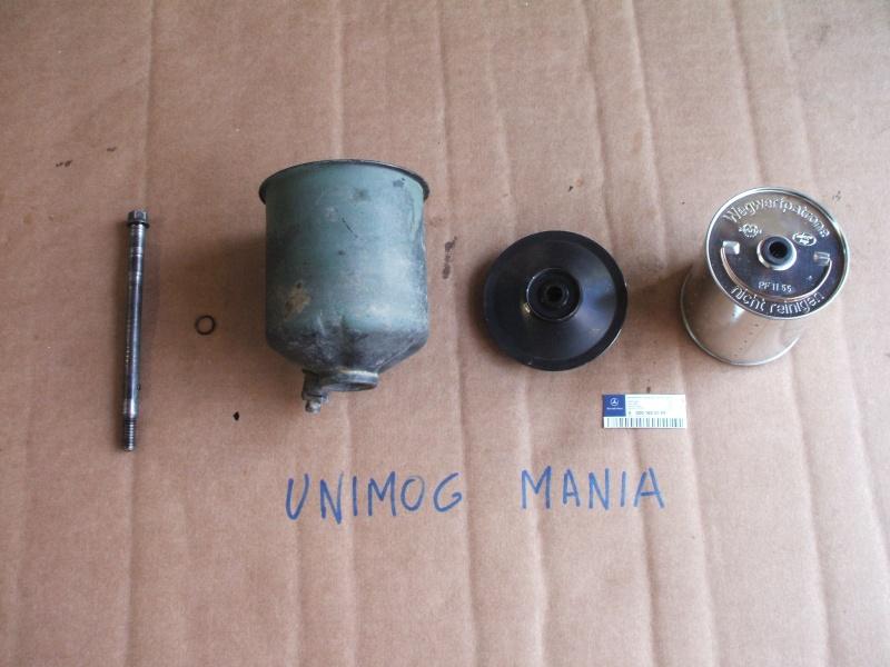 Vidange moteur et remplacement filtre a huile sur un 406 Vidang17