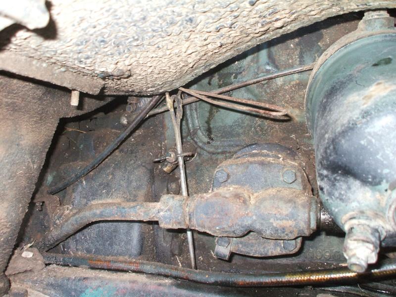 Vidange moteur et remplacement filtre a huile sur un 406 Vidang24