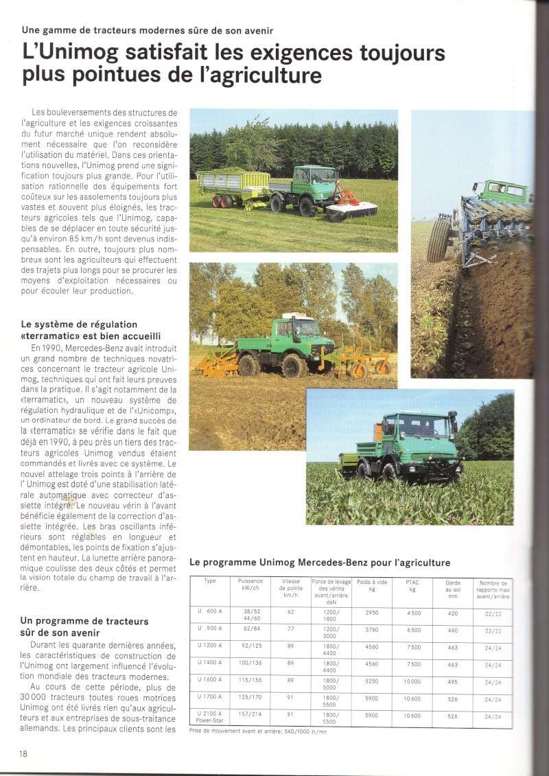 L'unimog en agriculture Unimog11