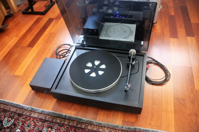 Roksan Xerxes XPS & Rega RB250 Incognito Rewired 510