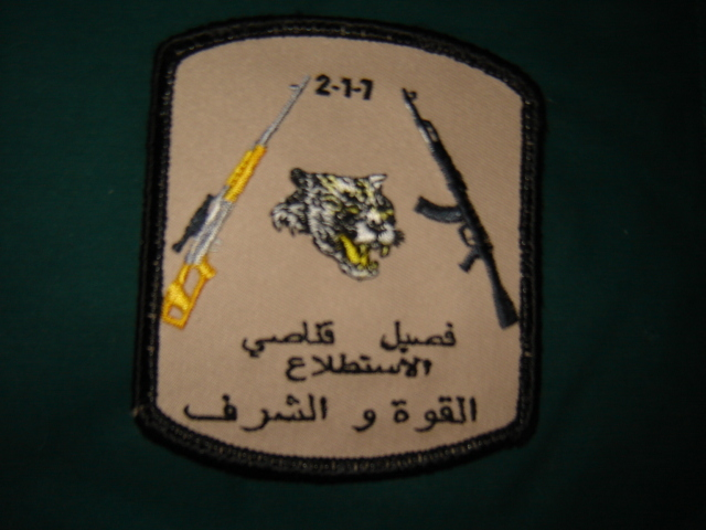 2nd Battalion, 1st Brigade, 7th Division of the Iraqi Army Scout Sniper Platoon 00117