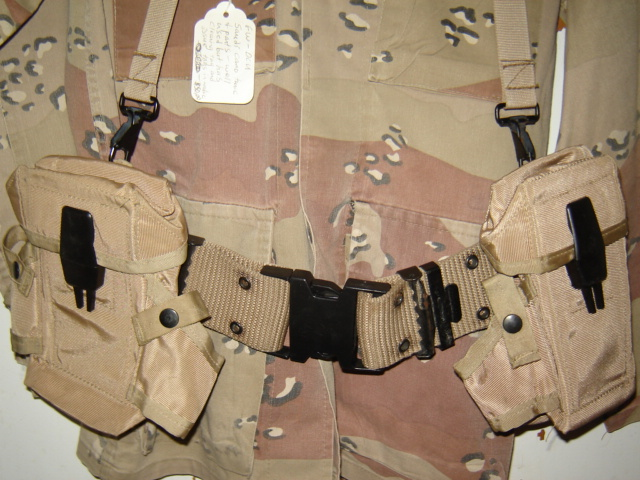 Saudi Arabian Uniform and LBE 00217