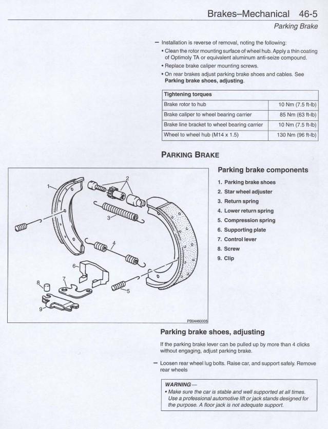 cable de frein a main Brakke10