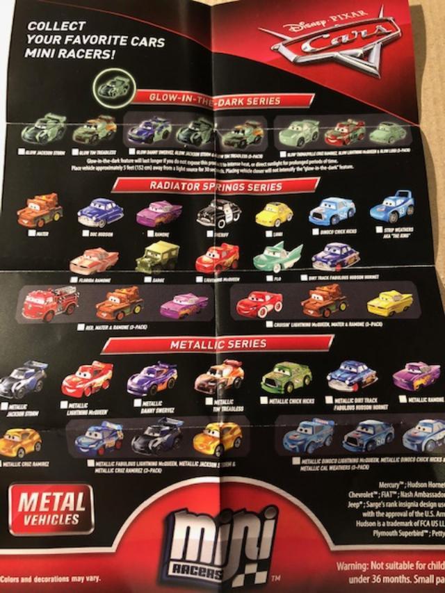 """Mini Racers Diecast : """" Le côté Miniature de la Force """" - Page 11 Poster10"""