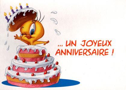Joyeux anniversaire aux 4 pattes - Décembre 2012 - Page 2 Post-410