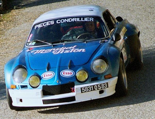 Spécial R5 Turbo et Alpine Alpine10