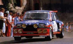 Spécial R5 Turbo et Alpine Maxi5t10