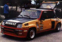 Spécial R5 Turbo et Alpine R5turb13