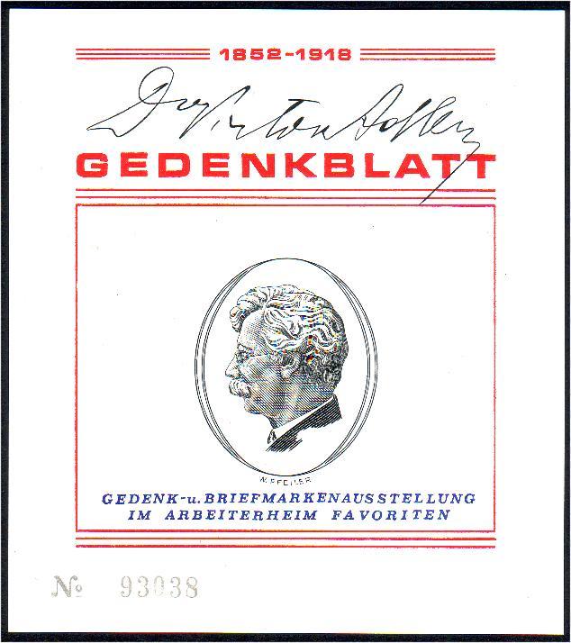 Gedenkblätter und Vignetten Adlerg11