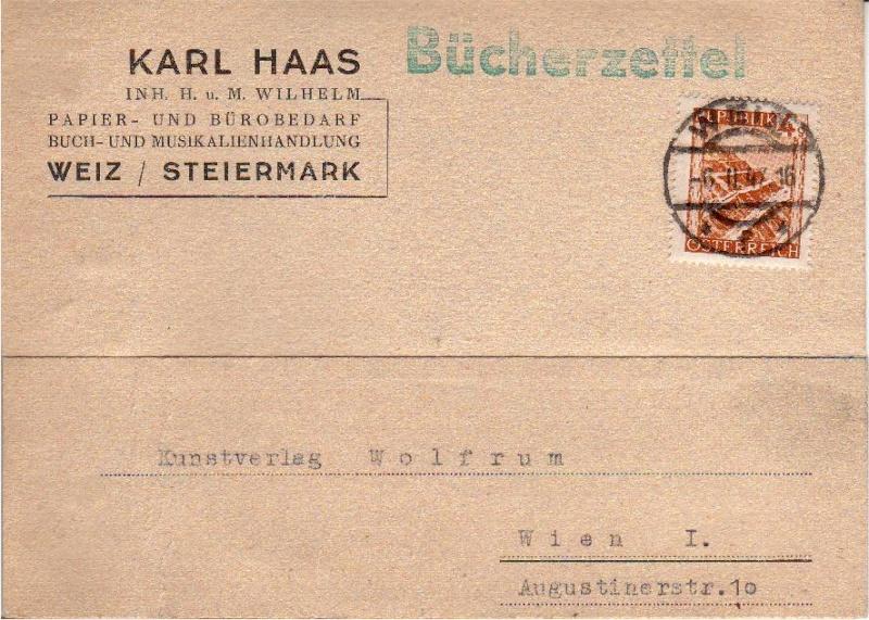 Landschaftsbilder ANK 738-766  -  Belege - Seite 3 Buntel12