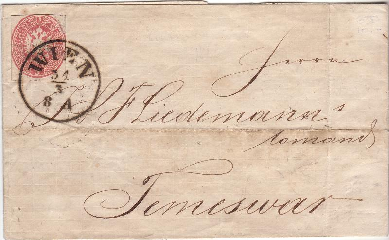 Die Freimarkenausgabe 1863 Ganzsa10