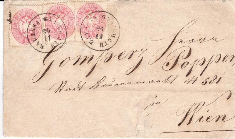 Die Freimarkenausgabe 1863 Mefaus10