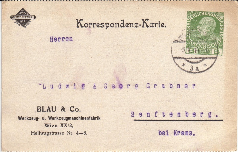 Private Ganzsachen-Postkarten Privat10