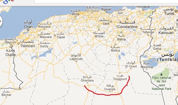 Carte Algerie Tipaza.Tipaza Timgad Djemila Un Projet De Flatistanaise Algerienne
