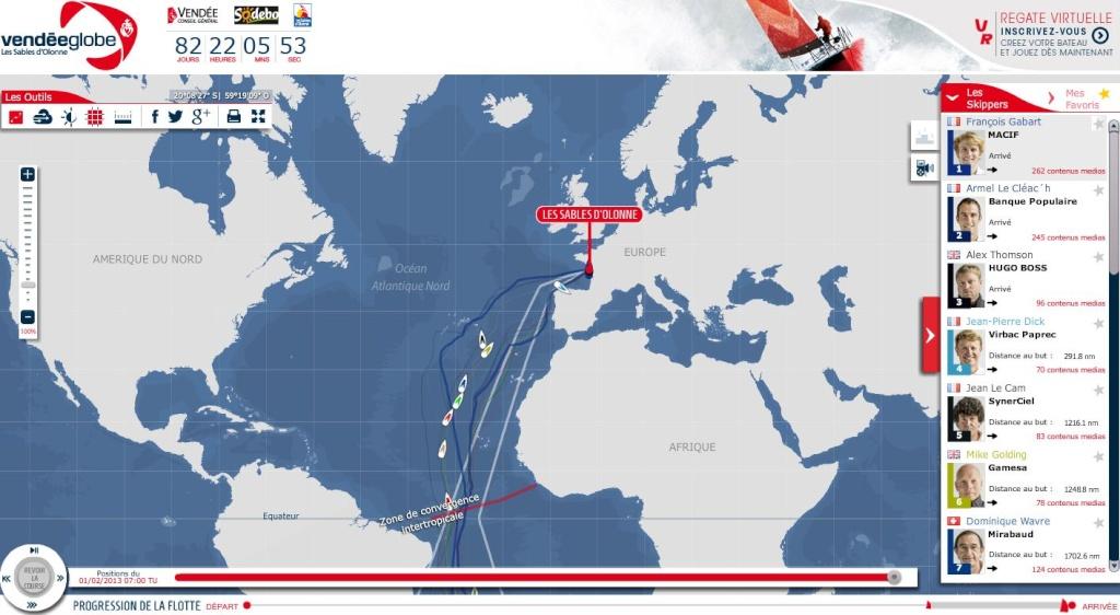 vendee globe 2012 - Page 4 Carto013