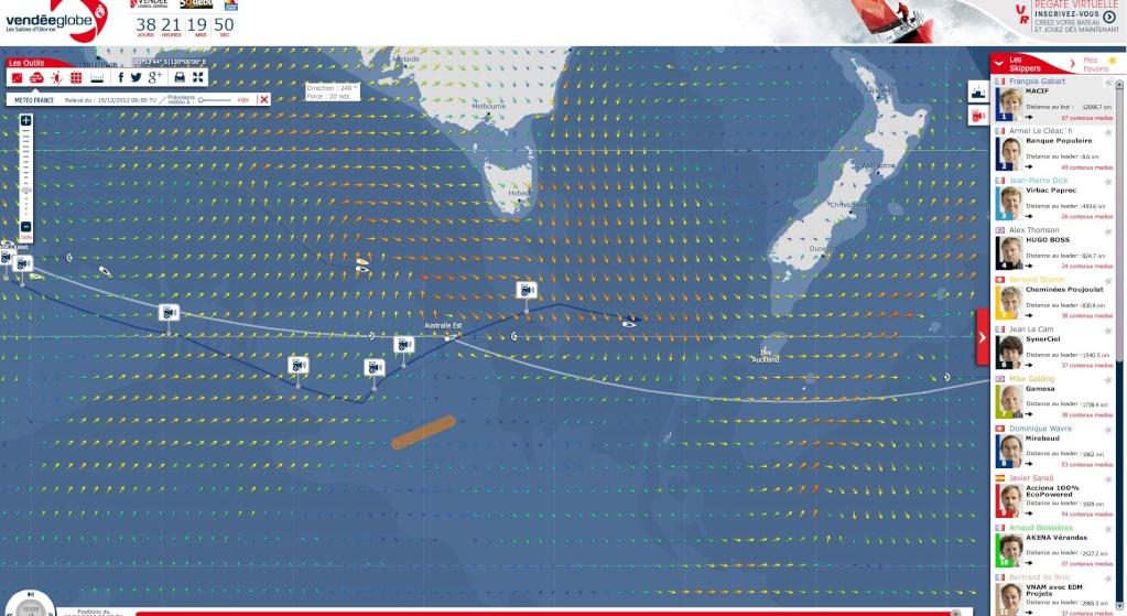 vendee globe 2012 - Page 3 Vg191210