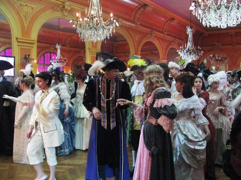 le bal de Versailles 2008, Hotel de France 17_et_10