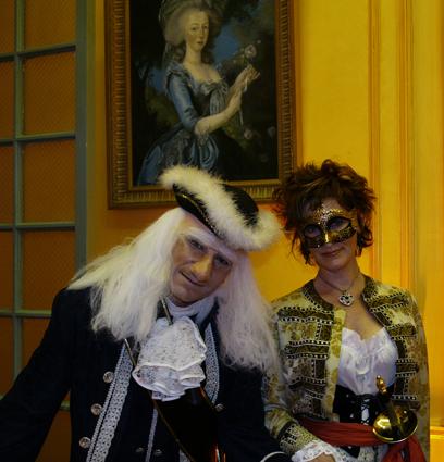 le bal de Versailles 2008, Hotel de France _1050510