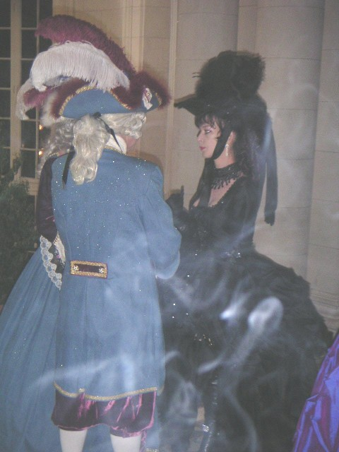 le bal de Versailles 2004, Hotel de ville Bal00710