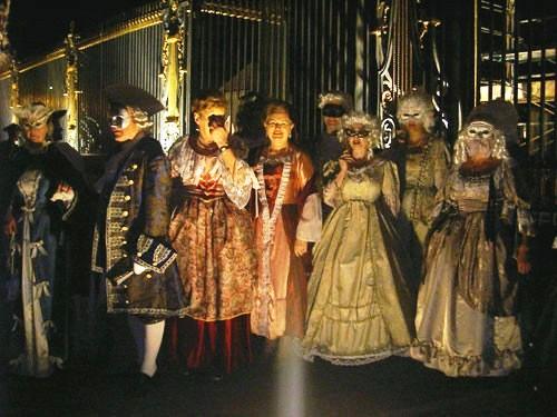 le bal de Versailles  2002, hotel de France Bal20012