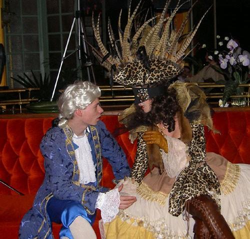 le bal de Versailles 2003, Hotel de France Bal20013