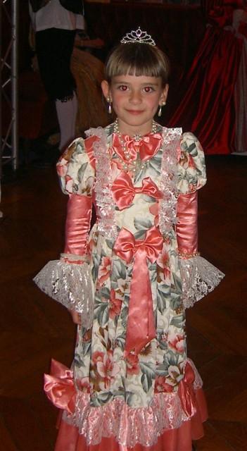 Les enfants au Bal de Versailles Bal20017