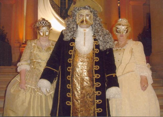 le bal de Versailles 2004, Hotel de ville Bal510