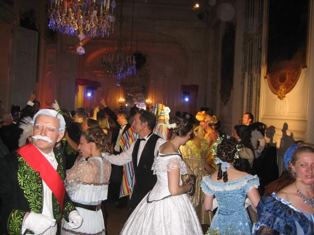 Le bal de Versailles 2005, Hotel de ville Bal6410