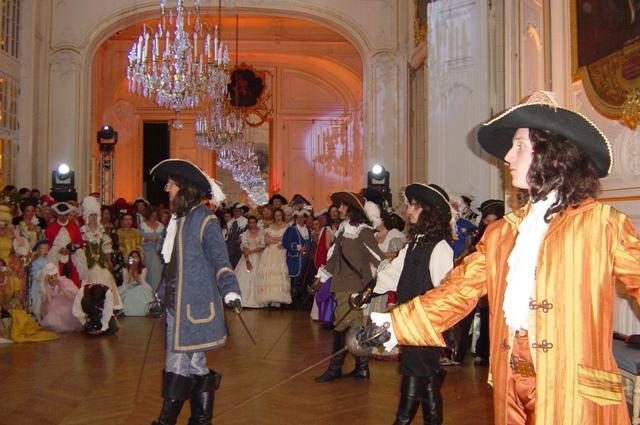 le bal de Versailles 2004, Hotel de ville Baldue10