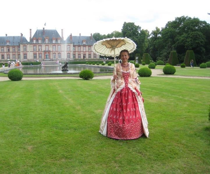 Chateau de Breteuil  2009 Breteu10
