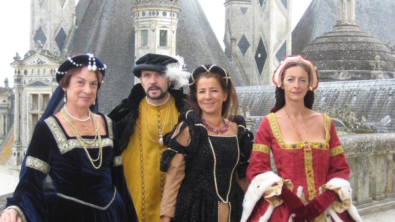 Bal à Chambord Octobre 2009 Chambo11