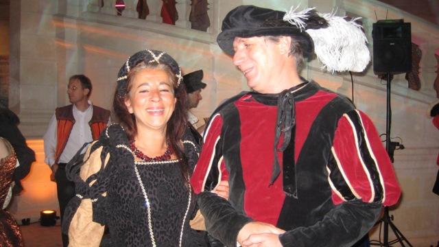 Bal à Chambord Octobre 2009 Chambo14
