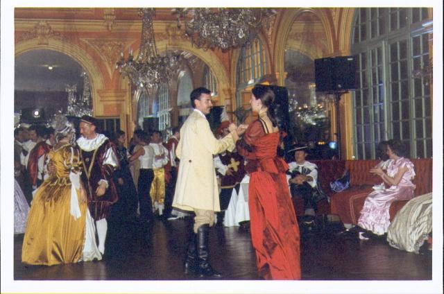 le bal de Versailles  2002, hotel de France Duel_b11