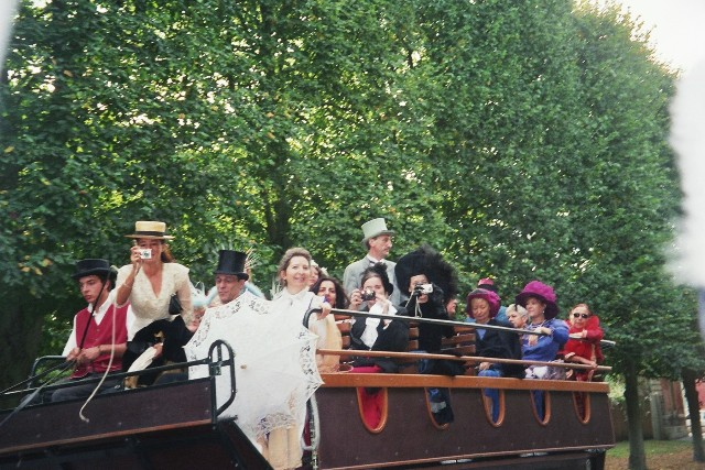 Nos balades en costume au Chateau de Versailles, 2003, 2004, 2005 Fh000010