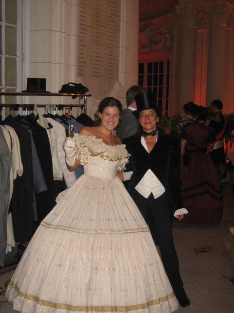 Le bal de Versailles 2005, Hotel de ville Img_1410