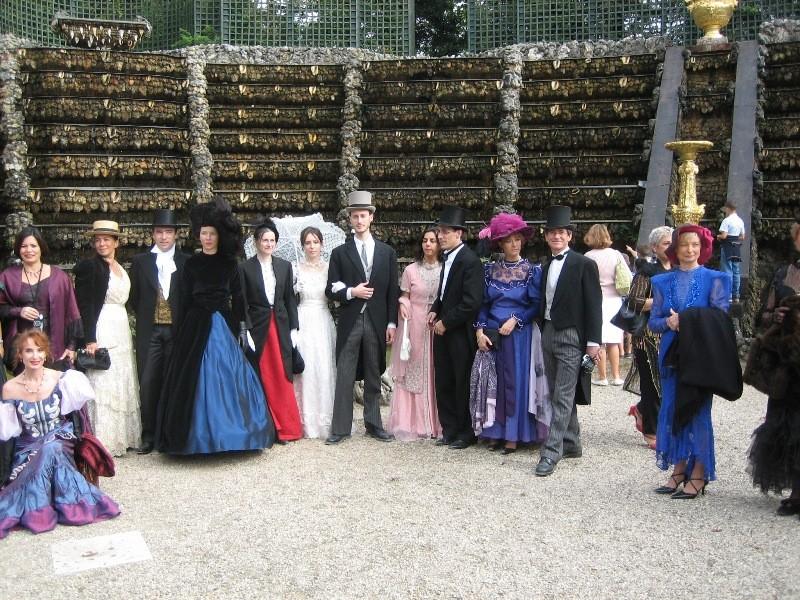 Nos balades en costume au Chateau de Versailles, 2003, 2004, 2005 Img_1510