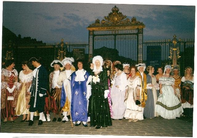 le bal de Versailles  2002, hotel de France Numari12