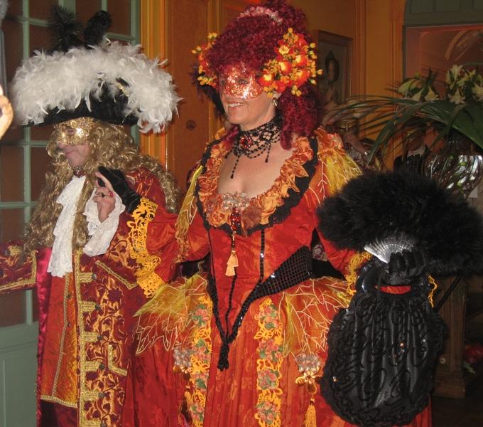 le bal de Versailles 2008, Hotel de France Photod10