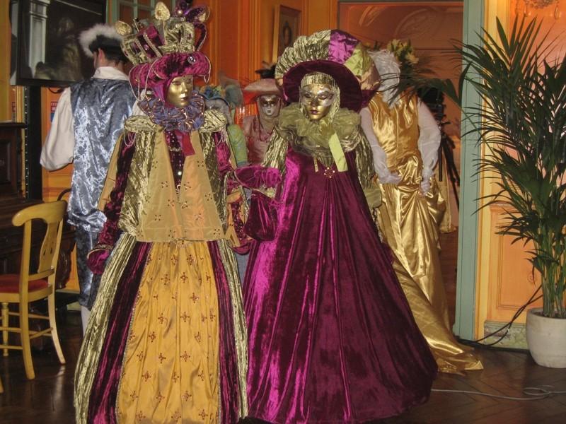 le bal de Versailles 2008, Hotel de France Photod11