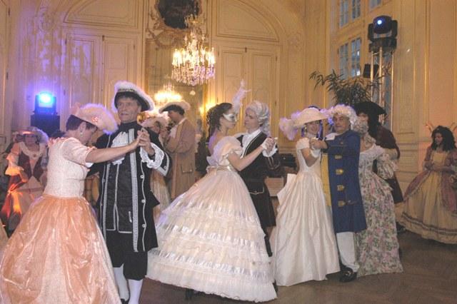 le bal de Versailles 2004, Hotel de ville Postel11