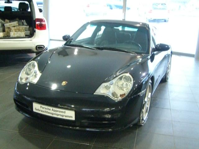 Vd Porsche 996 C4 3.6 2002 porsche Approved 27500 Cimg4011