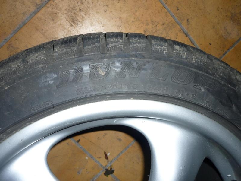 recherche 1 jeu de roues pneus neige 996 P1010111
