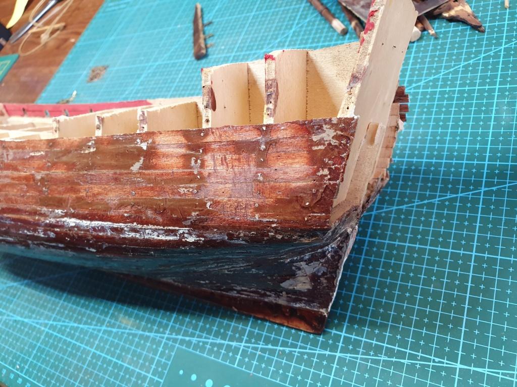 HMS Prince 1670 mamoli 1/144 20200917