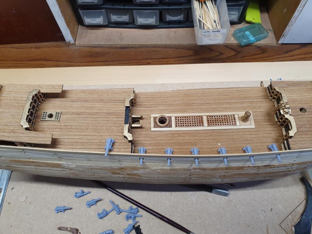 HMS Prince 1670 mamoli 1/144 20201035